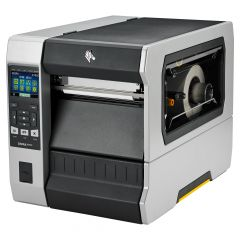Zebra ZT620, 300 dpi Etikettendrucker (Industrie), LCD Display, Modell mit Abreißkante (ZT62063-T0E0100Z)