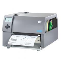 CAB A8+, 300 dpi Etikettendrucker (Industrie), Modell mit Abreißkante (5954517-101)