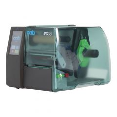 CAB EOS5 mobile, 300 dpi Desktopdrucker, Modell mit Abreißkante+Akkuvorrichtung (5978212.600)