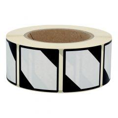 Gefahrgutetiketten, LQ, Papier, weiß-schwarz, 50 x 50 mm, 1000 Etiketten