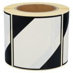 Gefahrgutetiketten, LQ, Papier, weiß-schwarz, 100 x 100 mm, 500 Etiketten