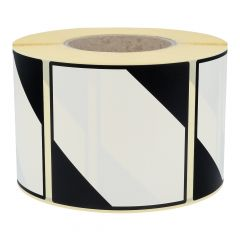 Gefahrgutetiketten, LQ, Papier, weiß-schwarz, 100 x 100 mm, 1000 Etiketten