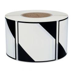 Gefahrgutetiketten, LQ, Polyethylen, weiß-schwarz, 100 x 100 mm, 1000 Etiketten