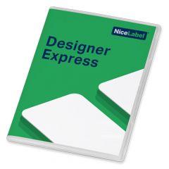 NiceLabel 2019 Designer Express, Einzelplatzlizenz, 1 Benutzer, USB-Dongle