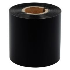 Labelident resin ribbon, 60 mm x 300 m, 1 inch (25.4 mm) core diameter, ink side out, 1 roll(s)