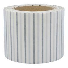 Polyester-Etiketten, transparent, permanent klebend, 25 x 8 mm, 3 Zoll (76,2 mm) Rollenkern, 10000 Etiketten auf 1 Rolle(n)