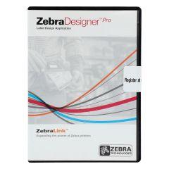 Zebra Designer 3 Pro, Einzelplatzlizenz, 1 PC, Softkey