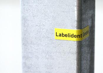 Vinyletiketten für die besonders flexible Kennzeichnung