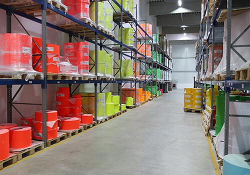 Etiketten Großhandel mit über 80 Etikettenmaterialien