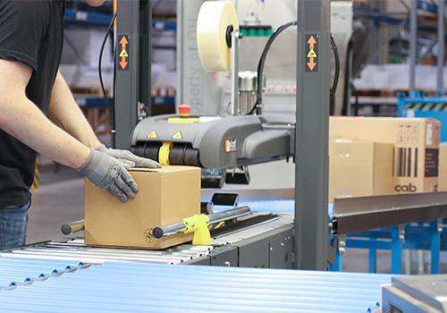 Etikettenproduktion für Industrie, Handel und Logistik