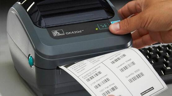 Zebra Desktopdrucker