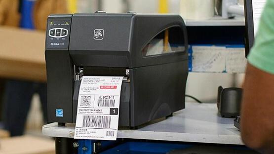Zebra Industriedrucker
